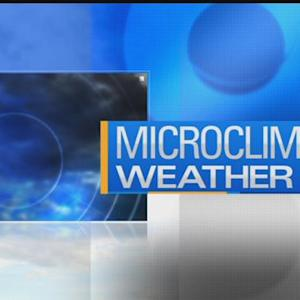MicroClimate Forecast: Friday, March 27, 2015 (Morning)