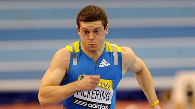 ATHLETICS Craig Pickering