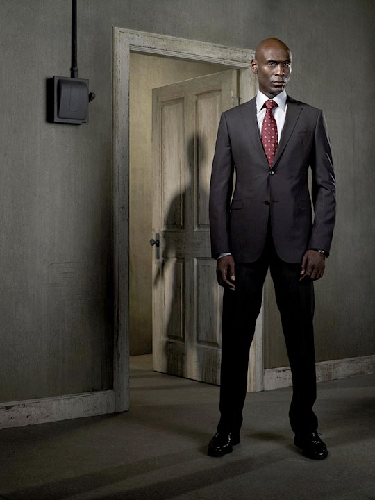 Lance Reddick as Philip Broyles in the Fox series Fringe 
