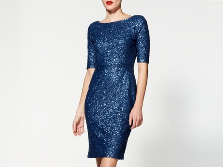 Pim + Larkin Sequin Dress
