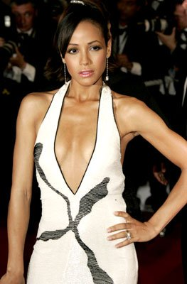 Dania Ramirez at the 2006 Cannes Film Festival premiere of 20th Century Fox's X-Men: The Last Stand