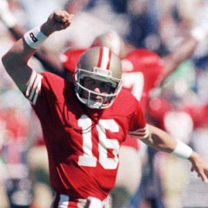Joe Montana's top 5 career moments in the NFL