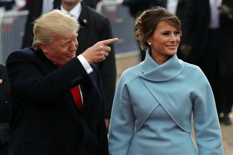 Revealed! All of Melania Trump's Inauguration Day Beauty Secrets