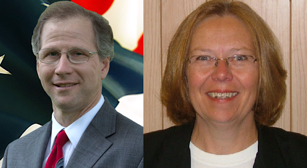 Merlin Bartz (R) vs. Mary Jo Wilhelm (D)