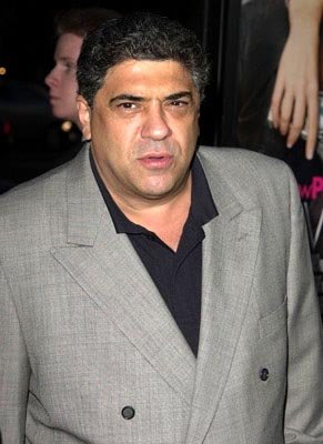 Vincent Pastore at the Beverly Hills premiere of Paramount's Serving Sara