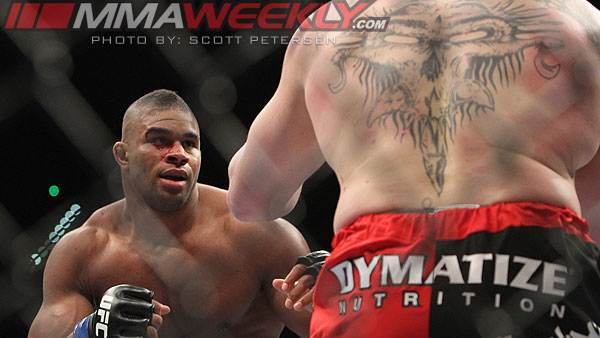 UFC's Alistair Overeem and Former Management at Golden Glory Settle Lawsuits