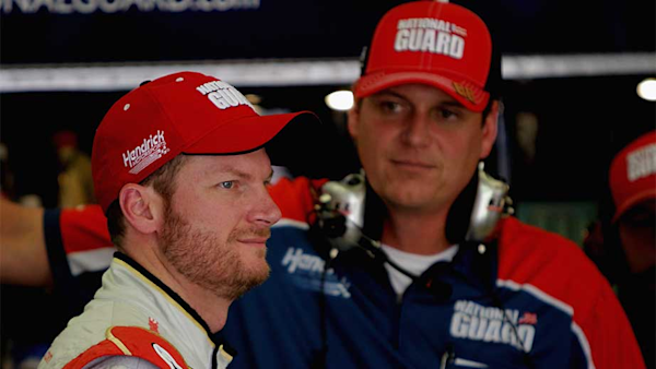 NASCAR Illustrated: Title or not, transition looms for Junior