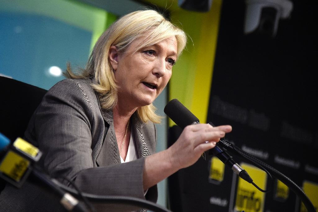 French far-right leader makes Time 100 most influential