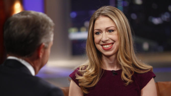 Chelsea Clinton hasn't been on NBC for 4 months