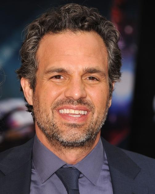 Mark Ruffalo arrives at the Los Angeles premiere of 'Marvel's Avengers' at the El Capitan Theatre in Hollywood on April 11, 2012 -- WireImage