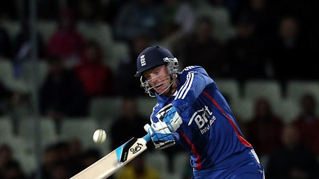 The in-form Jos Buttler is relishing his role as a wicketkeeper-batsman in New Zealand