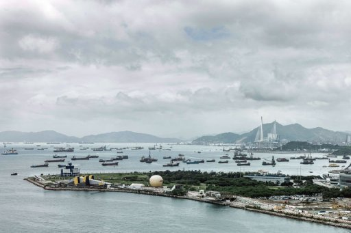 Hong Kong's West Kowloon waterfront, where the $3 billion integrated development known as the West Kowloon Cultural District will be built. The donation of a major collection of Chinese art has breathed new life into plans for the cultural development that more than once appeared to be on the brink of collapse