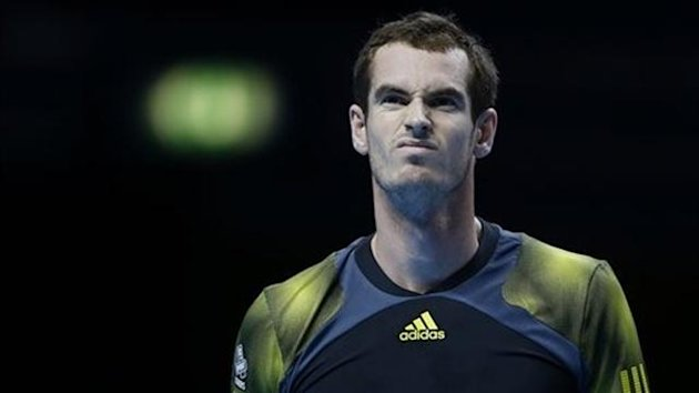 Andy Murray, ATP Finals London 2012