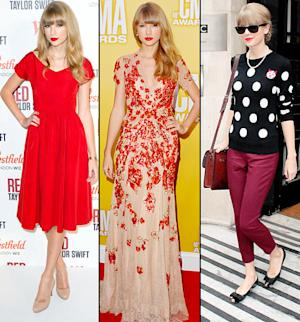 "Taylor Swift on Her Fashion Inspirations: ""The Classics Always Ring True"""