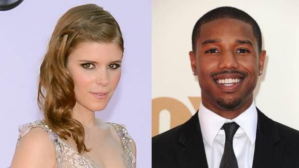 Kate Mara, Michael B. Jordan -- Getty Images