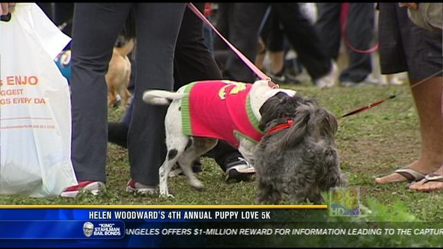 "Helen Woodward's 4th Annual ""Puppy Love"" 5K"