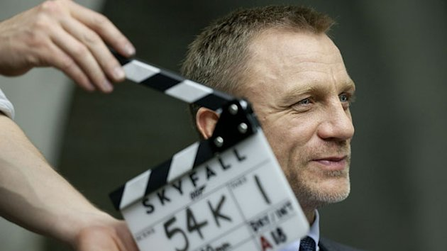 &#39;Skyfall&#39; Makes Movie History