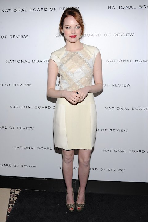 2011 National Board of Review Emma Stone