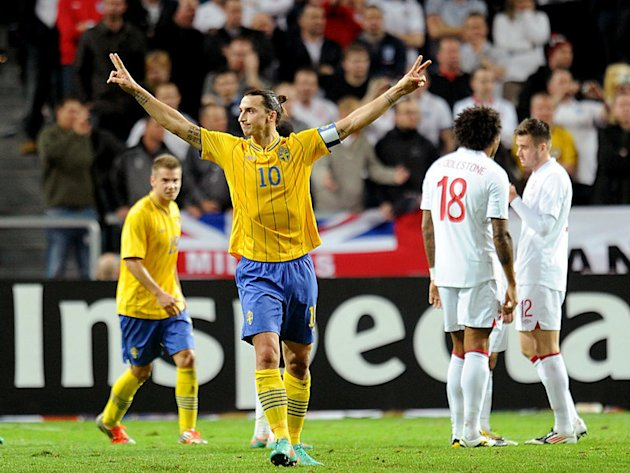Sweden 4-2 England