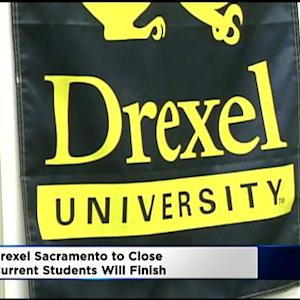 Drexel's Sacramento Campus Closing Down; Current Students Can Finish