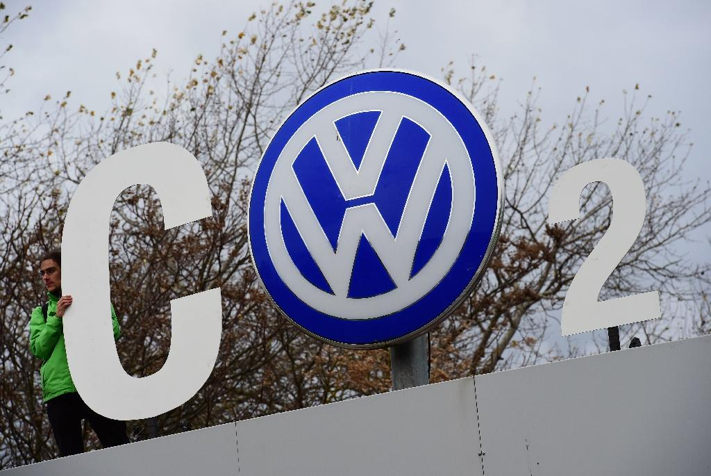 VW says global sales climb, worsen in US