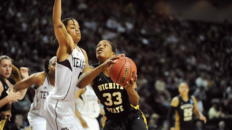 NCAA Womens Basketball: NCAA Tournament-Wichita State vs Texas A&M