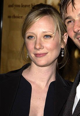 Premiere: Anne Heche at the LA premiere for New Line's John Q - 1/7/2002