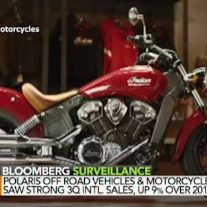 Polaris Riding Indian Motorcycles to Global Growth