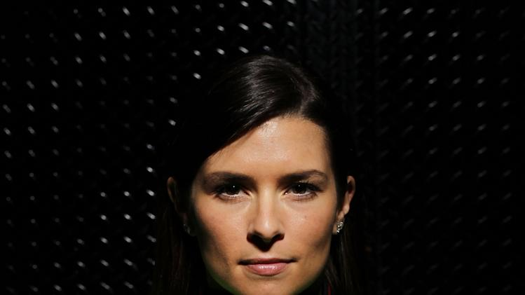 2012 NASCAR Media Day - Stylized Portraits