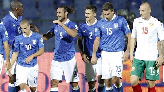 Football Italy national team