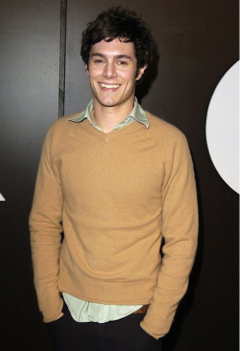 Adam Brody at the GQ Magazine 2004 Men of the Year.  December 2, 2004