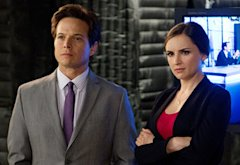 Scott Wolf, Rachael Leigh Cook | Photo Credits: Trae Patton/TNT