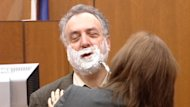 Judges, lawyers and police officials all got close shaves.