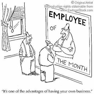 When Lead Generation Targets 'Freelance' Companies image employee cartoon