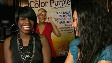 Fantasia On 'the Color Purple': the Role of Celie 'Teaches Me a Lot'