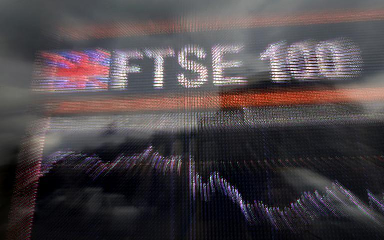 London shares rally for fifth straight day