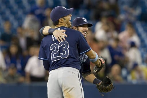 Lawrie ejected after wild rage, Rays beat Jays 4-3