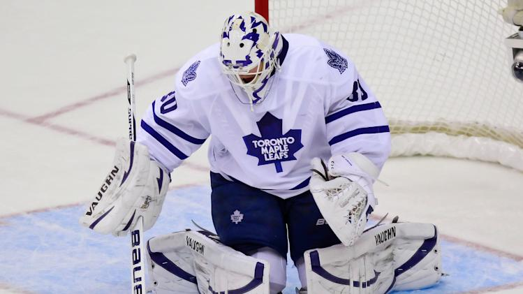 NHL: Toronto Maple Leafs at Washington Capitals