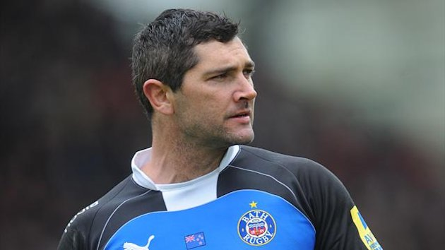 Stephen Donald, Bath Rugby