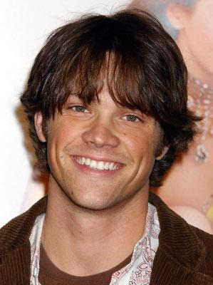 Jared Padalecki at the Hollywood premiere of Warner Bros. Pictures' Miss Congeniality 2: Armed and Fabulous