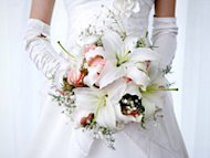 19 percent of 18,000 newly married couples surveyed employed a wedding planner.