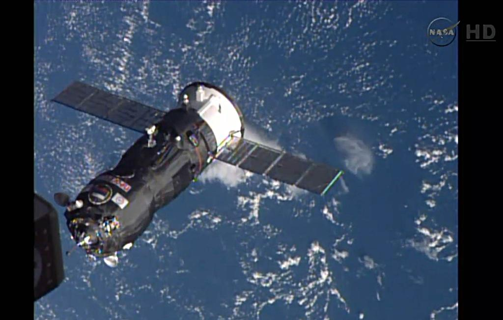 Russia loses comms with ISS cargo spacecraft