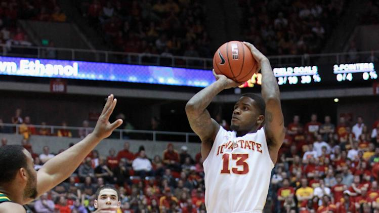 NCAA Basketball: Baylor at Iowa State