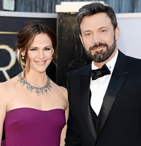 "Jennifer Garner: Ben Affleck's Oscar Speech Was the ""Hugest Compliment in the World"""