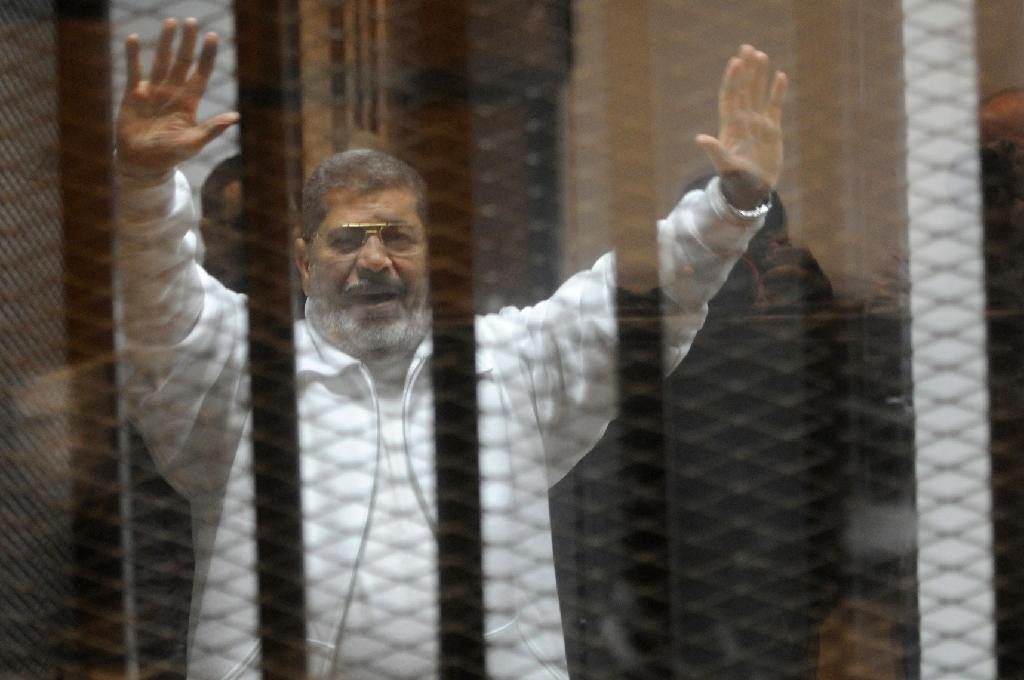 Egypt sets Morsi trial verdict for espionage May 16