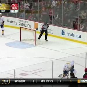 Mike Cammalleri Empty net goal (18:46/3rd)