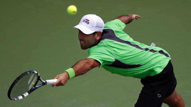 Odesnik can't dodge questions after US Open loss