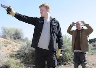 Breaking Bad, Modern Family Lead Writers Guild Noms; Girls and Nashville Among First-Timers