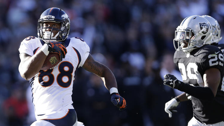 Key to Denver's success is spreading the wealth