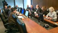 Winnipeg city councillors table the 2013 capital and operating budgets on Wednesday.